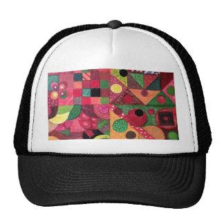 Collage Trucker Hat