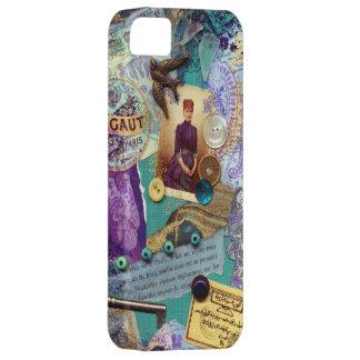 Collaged IPhone Case - Souvenirs