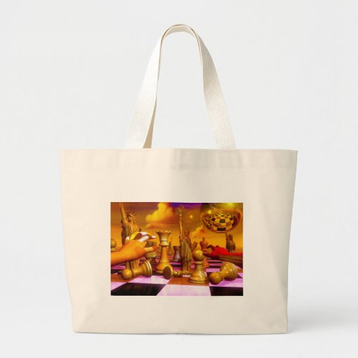 Collapse of an Empire Jumbo Tote Bag