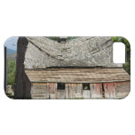 Collapsing Barn iPhone 5 Cover