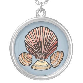 Collar 1 del Seashell del verano