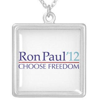 Collar 2012 de Ron Paul