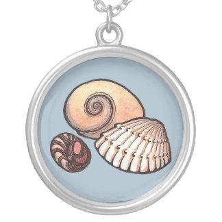 Collar 2 del Seashell del verano