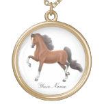 Collar adaptable del caballo de Saddlebred de la