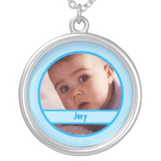 Collar adaptable del encanto de la foto del bebé