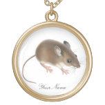Collar adaptable del ratón de campo