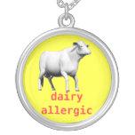 Collar alérgico de la seguridad de la lechería