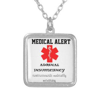 Collar alerta médico