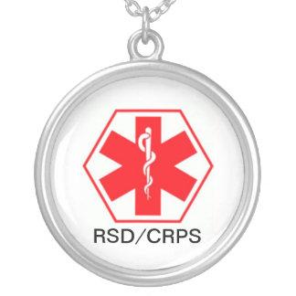 Collar alerta médico CRPS de RSD