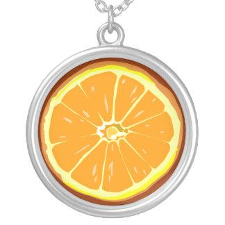 Collar anaranjado
