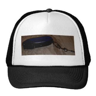 COLLAR AND LEAD TRUCKER HATS