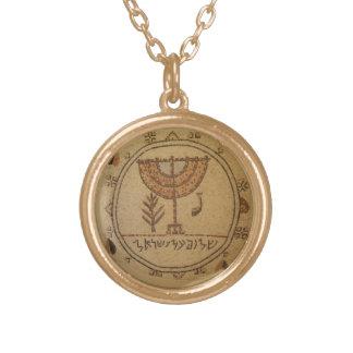 Collar antiguo de Mosiac - herencia judía, única