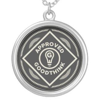 Collar aprobado de Goodthink
