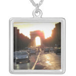 Collar: Arco del Triunfo, París