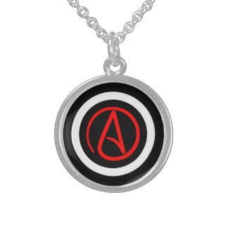 Collar ateo del logotipo