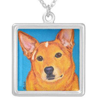 """Collar australiano del perro del ganado - """"rojo """""""