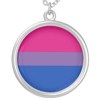 Collar bisexual del orgullo