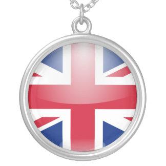 Collar británico de la bandera