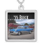 Collar clásico especial 1955 de la plata del coche