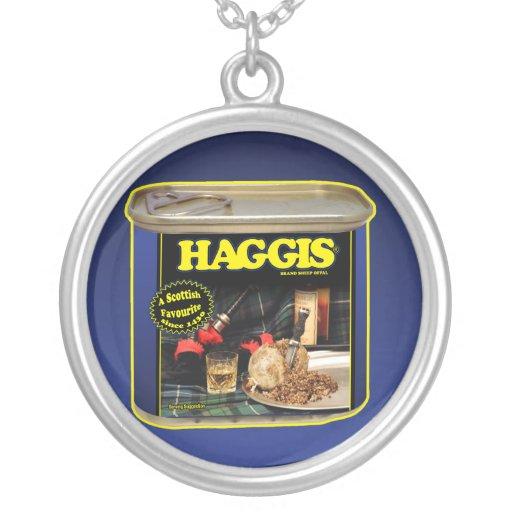 Collar conservado de Haggis
