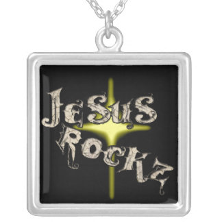 Collar cristiano de Jesús Rockz