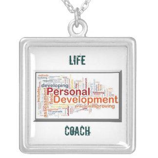 Collar cuadrado enmarcado desarrollo personal #2