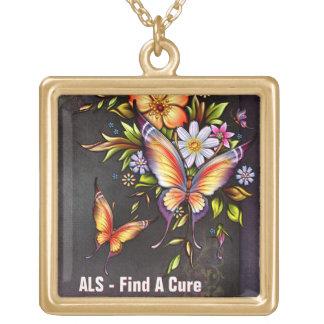 Collar de ALS-FAC que ofrece un final pulido del