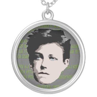 Collar de Arthur Rimbaud