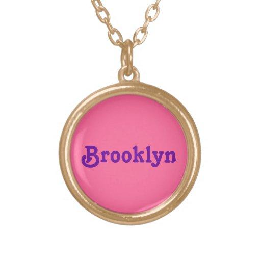Collar de Brooklyn