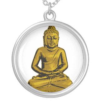 Collar de Buda que se sienta