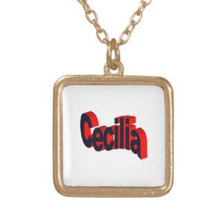 Collar de Cecilia