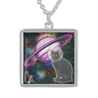 Collar de Cosmo del Espacio-Gato