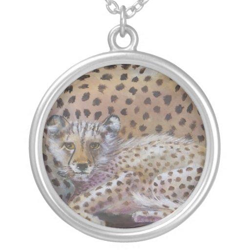 Collar de Cub del guepardo