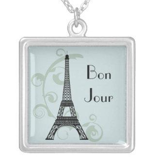 Collar de Eiffel del viaje del La