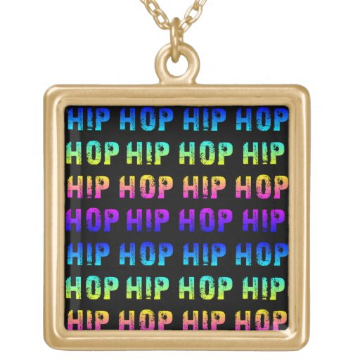 Collar de HIP HOP