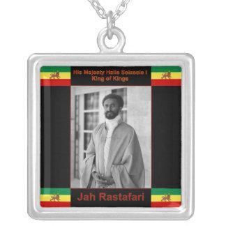 Collar de Jah Rastafari Selassie I