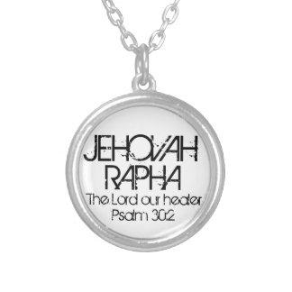 collar de Jehová Rapha del 30:2 del salmo del vers