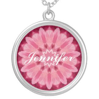 Collar de Jennifer_Pink Kaleido