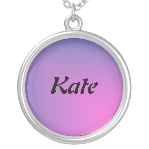 Collar de Kate