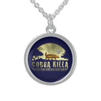 Collar de Killa de la cobra del tejón de miel