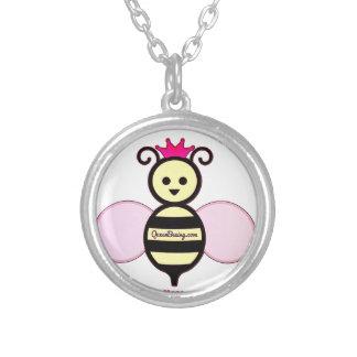 Collar de la abeja reina por QueenBeeing