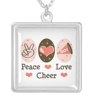 Collar de la alegría del amor de la paz