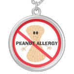 Collar de la alergia del cacahuete