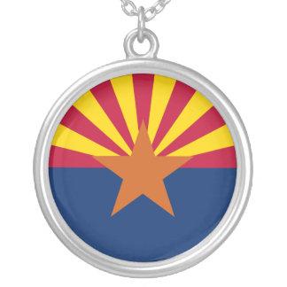 Collar de la bandera de Arizona