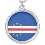 Collar de la bandera de Cabo Verde