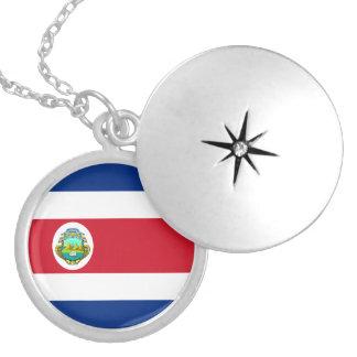 Collar de la bandera de Costa Rica