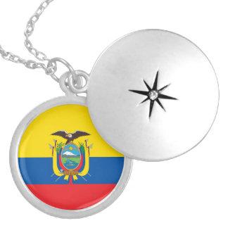 Collar de la bandera de Ecuador