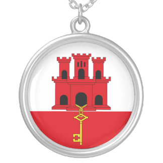 Collar de la bandera de Gibraltar
