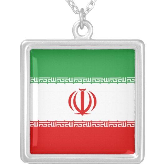 Collar de la bandera de Irán