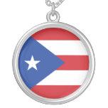 Collar de la bandera de Puerto Rico